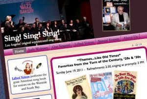 Sing! Sing! Sing! Along