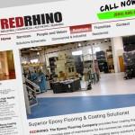 RedRhino Epoxy Flooring