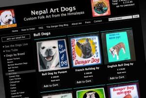 Nepal Dog