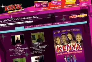 Kenya's World