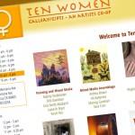 Ten Women Gallery