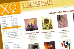 Ten Women Gallery